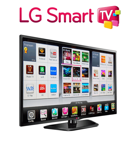 LG Smart TV Device